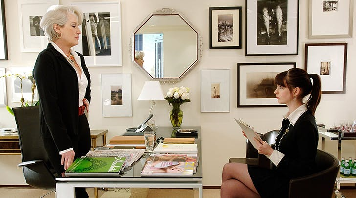 "Gird Your Loins, ""The Devil Wears Prada"" is Becoming a Musical"