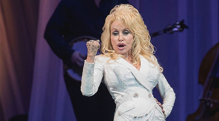 15 Epic Dollyisms to Celebrate Dolly Parton's 73rd Birthday