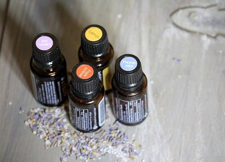 dry skin oils