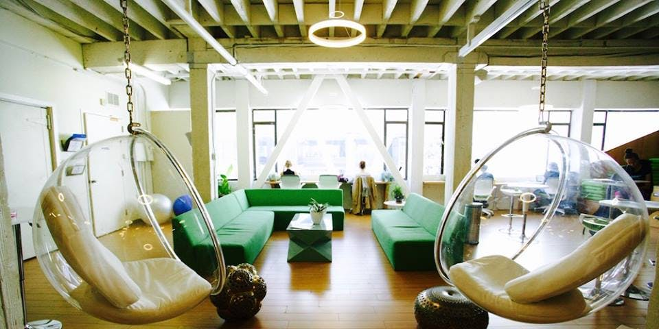 2017 Best Nine Private >> The 8 Best Co-Working Spaces in San Francisco - PureWow