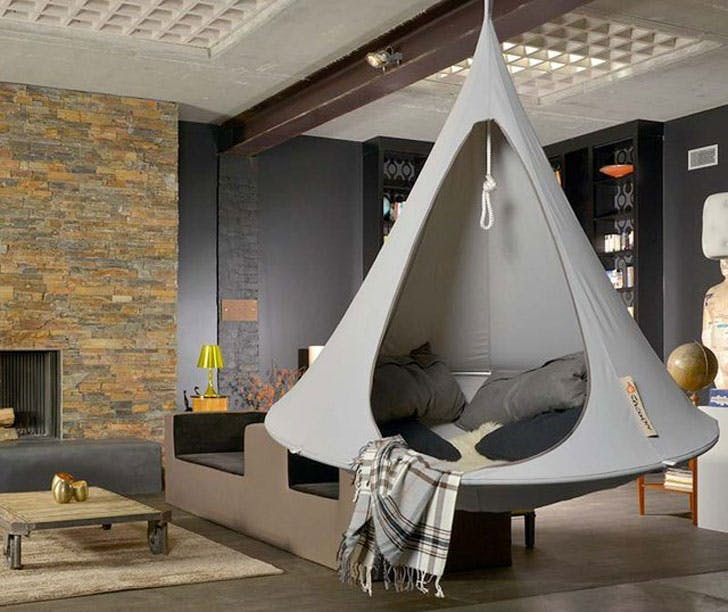 enclosed hammock la zen rooms