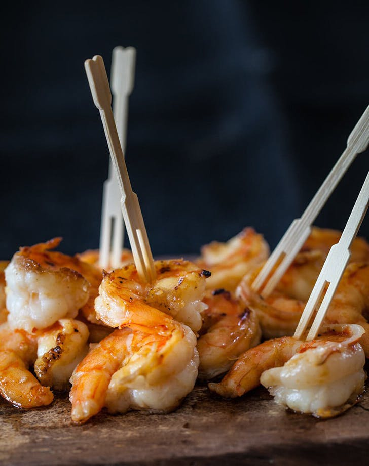 game day snacks misoshrimp