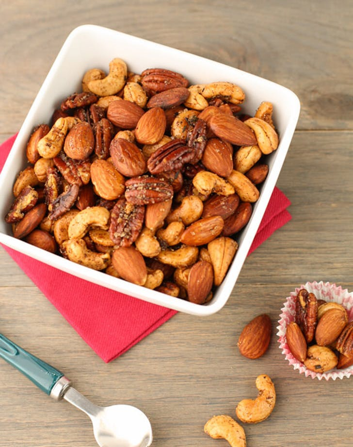 game day snacks roastednuts
