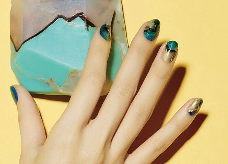 geode nail
