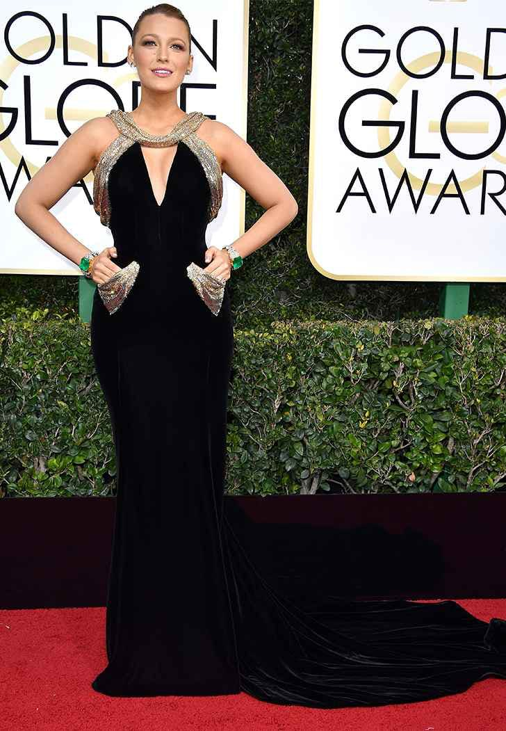 golden globes 2017 blake lively