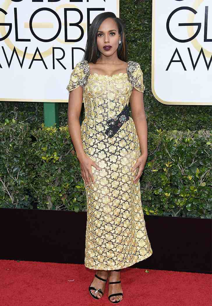 golden globes 2017 kerry washington