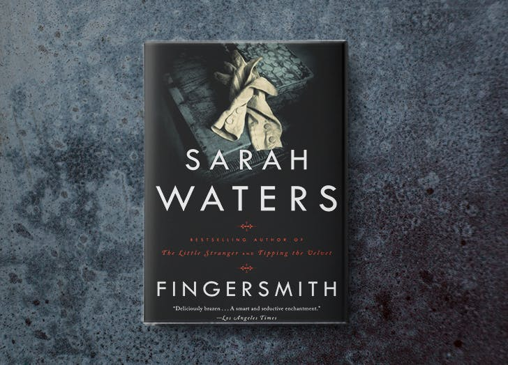gone girl books fingersmith