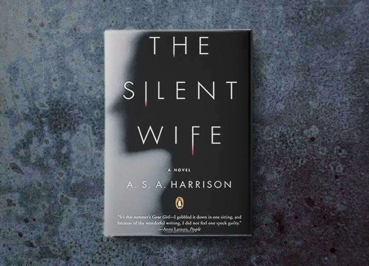 gone girl books silent wife