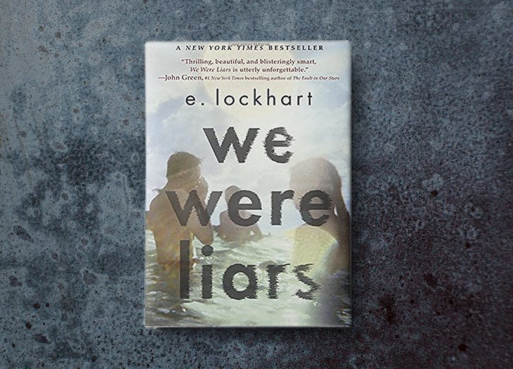 gone girl books we were liars