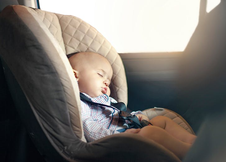 good sleep kids car seat