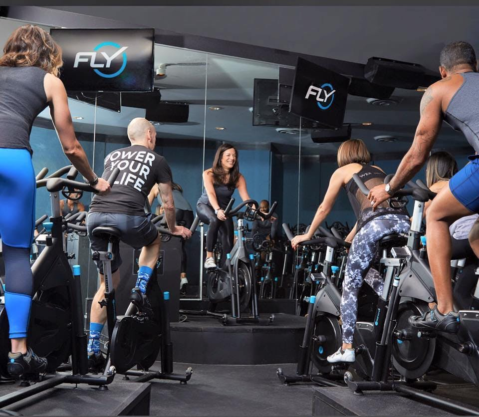 highland park flywheel dallas neighborhood workouts