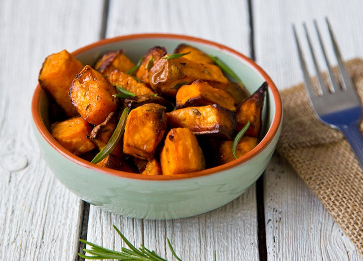 hormone foods sweet potatoes