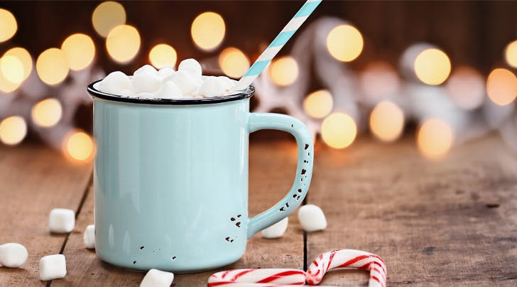 You Need to Try This Two-Ingredient Nutella Hot Cocoa