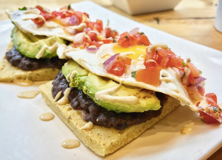 hu kitchen eggs avocado nyc