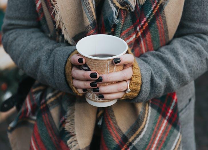 hygge scarf knit