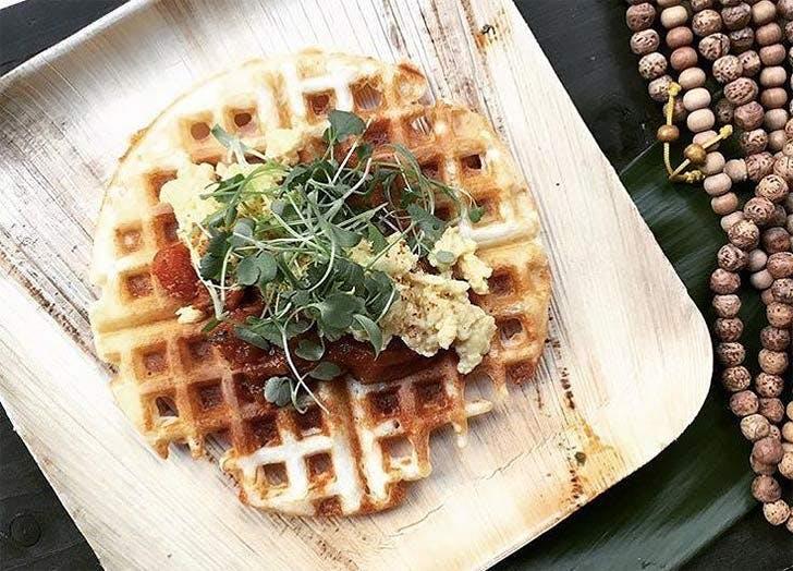 inday waffle NY