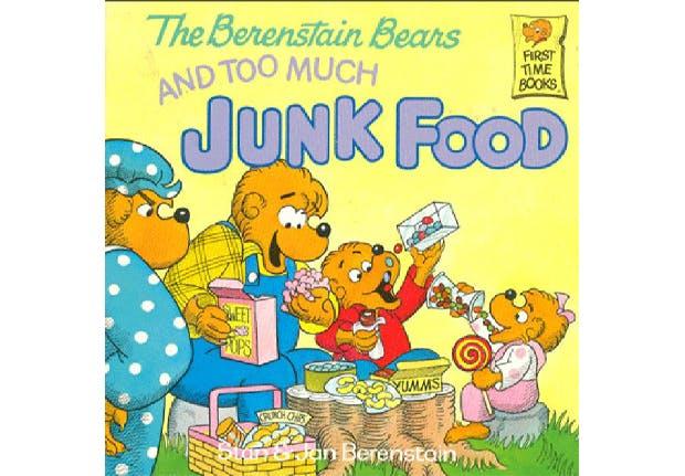 kids books berenstain