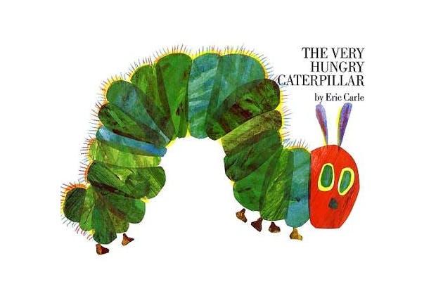 kids books carle