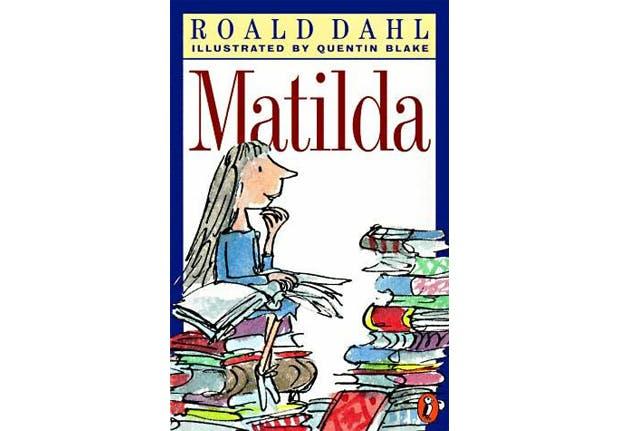 kids books dahl