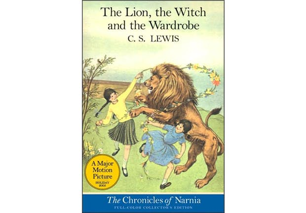 kids books lewis
