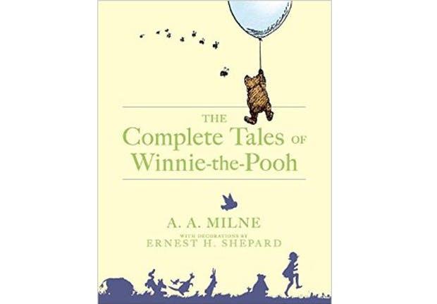 kids books milne