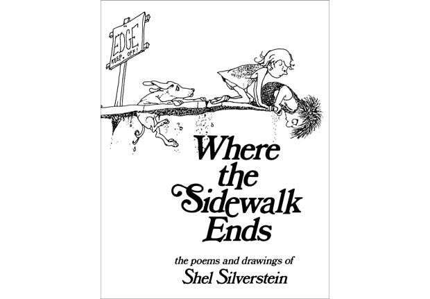 kids books silverstein