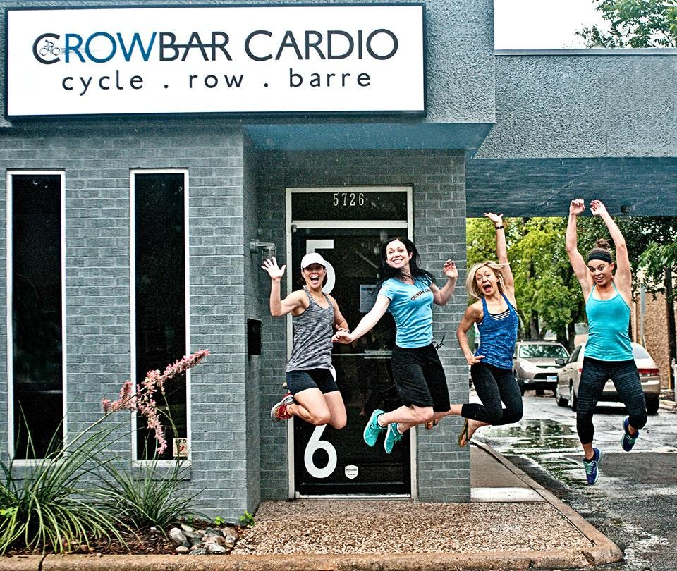 lakewood crowbar cardio dallas neigborhood workouts