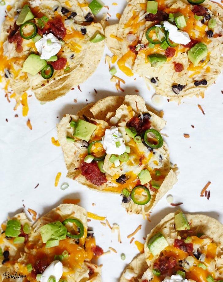 mini nachos vertical