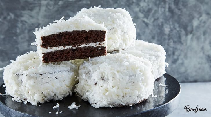 mini snowballcakes