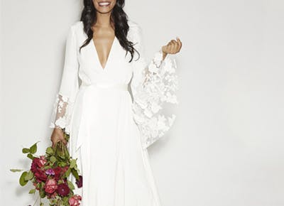 Non Traditional Wedding Dress.12 Non Traditional Wedding Dresses In 2017 Purewow