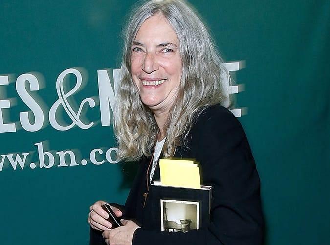 patti smith chicago celebs