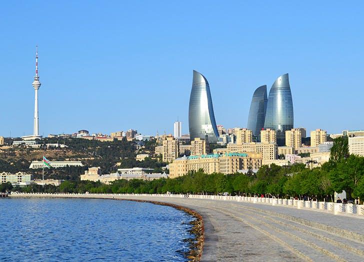places azerbaijan