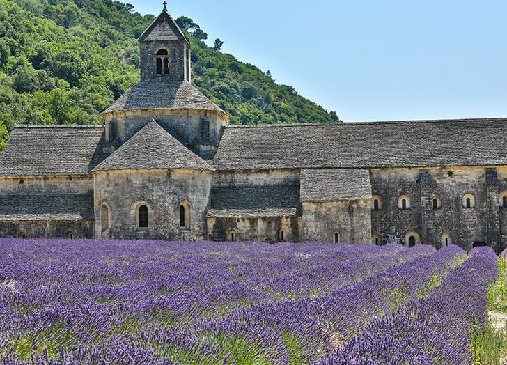 places provence