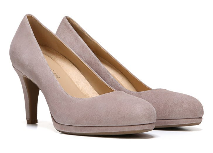 pumps naturalizer