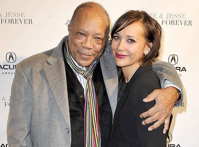 quincy jones chicago celebs