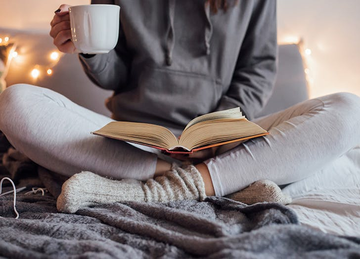 reading hygge