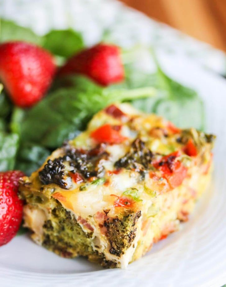 roasted broccoli casserole list