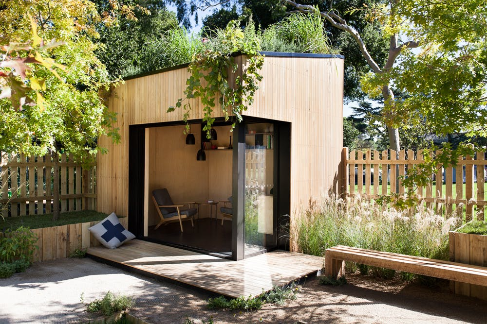 she shed la zen rooms