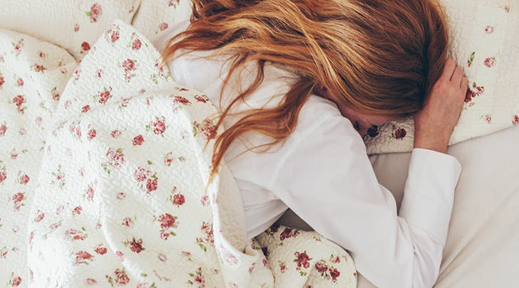 The One Thing You Should Do If You Sleep on Your Stomach