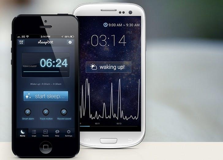 sleep items app