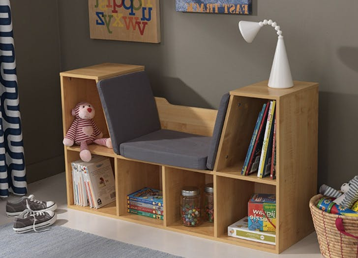 small nursery double duty furniture