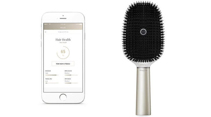 Welp, Theres Now Even a Smart Hairbrush