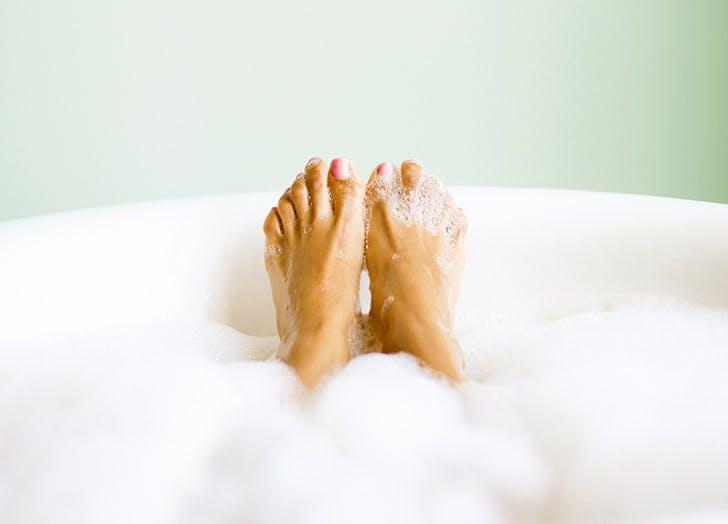 stay healthy bath