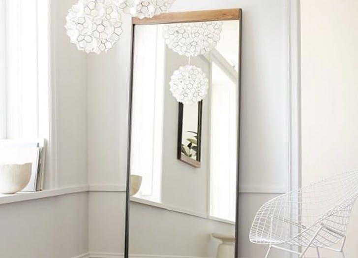 stylish home mirror