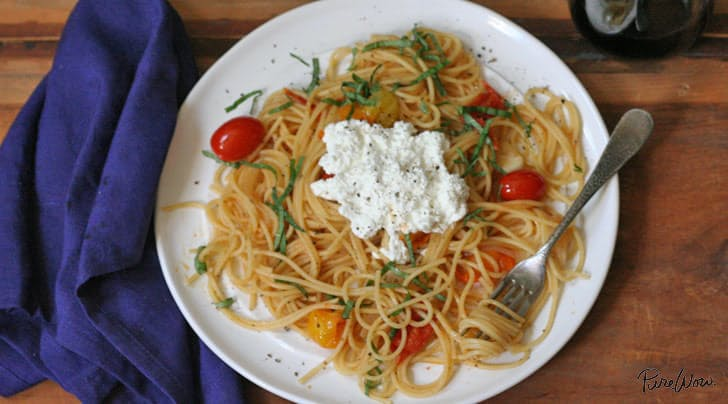 The Essential Summer Pasta Recipe You Need Now