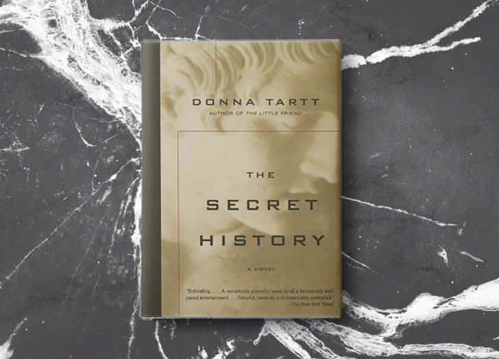 the girls books secret history