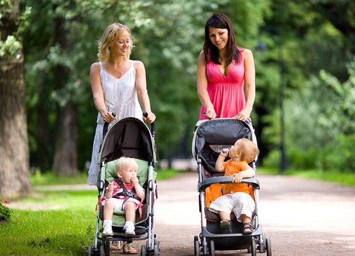 vegetarian kids strollers