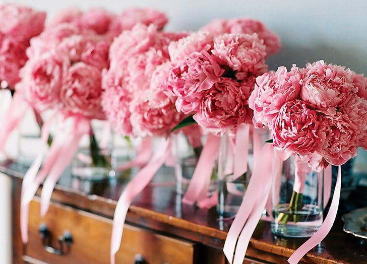 wedding dos flowers