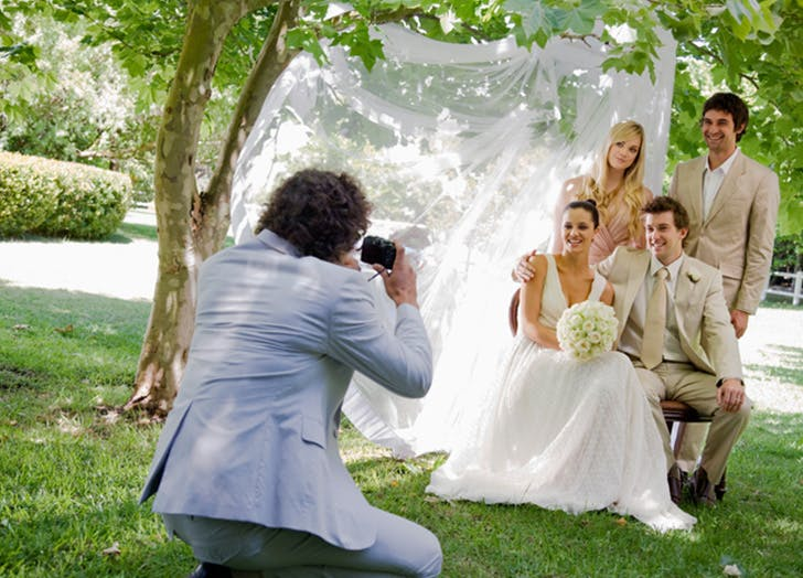 wedding dos portrait