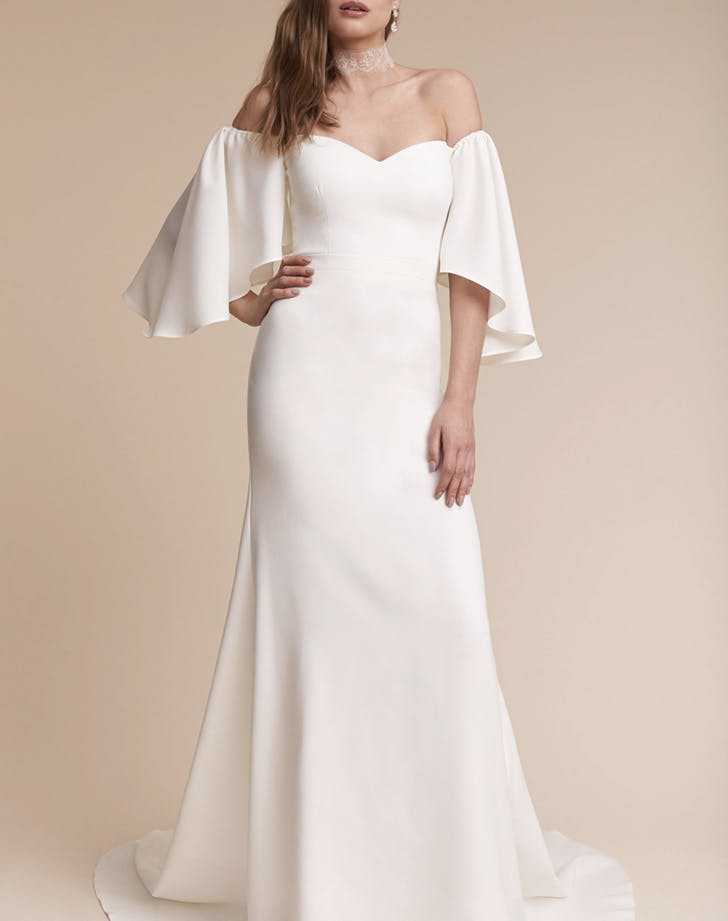 12 Non-Traditional Wedding Dresses in 2017 - PureWow